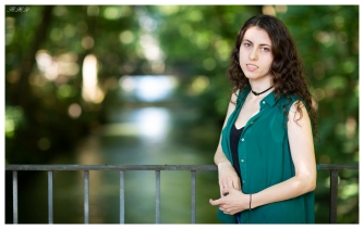 Munich Portrait Session - 5D Mark III | 85mm 1.2L II